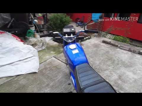Review Suzuki AX100 / Mexico