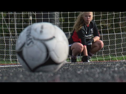 GIRL POWER: Emma Stroud Lake-Lehman Soccer