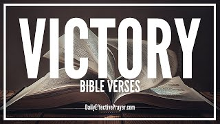 Bible Verses On Victory | Scriptures For Victory Over The Enemy (Audio Bible)
