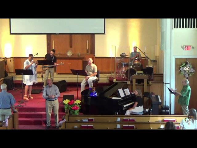Ashland Church - Sunday Service - 10:30am - July 25th, 2021