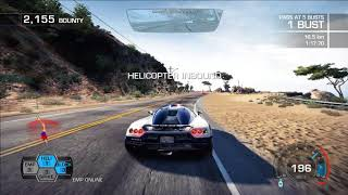 NFS: Hot Pursuit(2010): SCPD Event #47: Hot Pursuit: Grand Ocean Coast: Hard Target Hot Pursuit