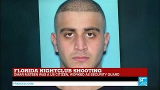 US - Who was Orlando nightclub gunman Omar Mateen?