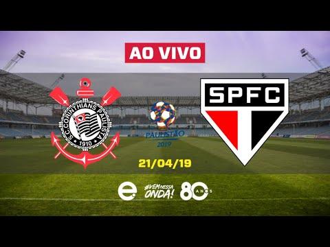 Corinthians X São Paulo | Paulistão 2019 | Final | Jogo de Volta | 21-04-2019