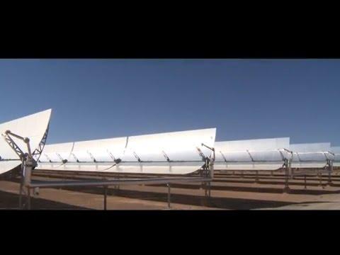 Noor Concentrated Solar Power Complex