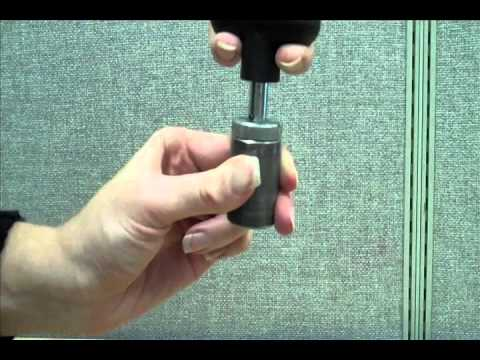 Lock Right Locker >> Lock-Out Pop Pin by Innovative Components.wmv - YouTube