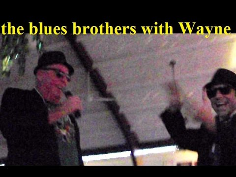 HAPPY DAYS AT LAKE SEMINOLE IN LARGO FL. AND THE BLUES BROTHERS WITH WAYNE