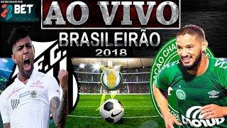 Santos 0 x 1 Chapecoense | Brasileirão | Parciais do Cartola FC 12/11/2018