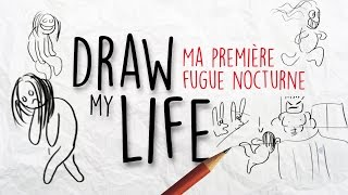 MA PREMIÈRE FUGUE NOCTURNE - Draw My Life - Jeel