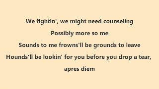 Anderson .Paak - Come Home (ft. Andre 3000) (Lyrics)