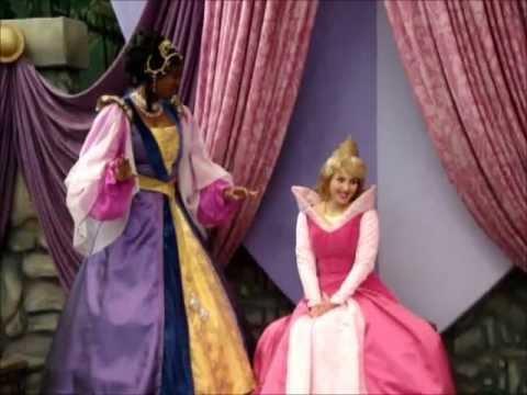 Princess Storytelling at Princess Fantasy Faire