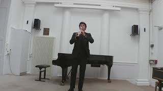 -Donizetti, Studio Primo, Kevin Spagnolo