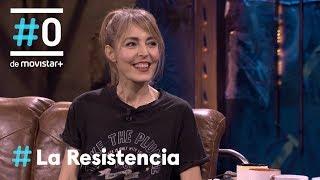 LA RESISTENCIA - Entrevista a Amparo Llanos   #LaResistencia 05.02.2019