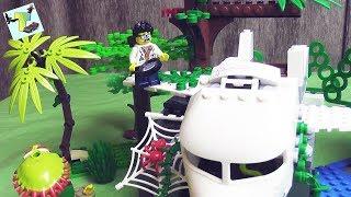 ИССЛЕДОВАНИЕ ДЖУНГЛЕЙ I Лего Сити 60161 I Lego City Jungle Exploration 60157