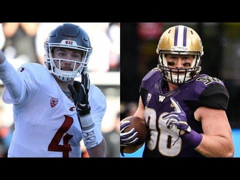 Football: Washington-Washington State football game preview