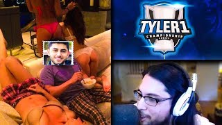 "Voyboy Trolls Imaqtpie TCS | Yassuo ""Exposes"" His Girls 