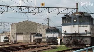 電気機関車 EF64 今は無きその勇士たち 2007年頃 JR貨物塩尻機関区篠ノ井派出 HDV 1305