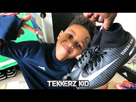 My football boots & kit collection that i have not showed you!!   a typical sunday vlog!!