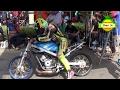 Drag Bike SLAWI 2017 TERSINGKIRNYA ALVAN CEBONK Di Perebutan TAHTA Kelas Sport 2T STD 155 CC POIN