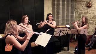 Dolce Flutes: Overture to A Midsummer Night's Dream – Mendelssohn,, arr Kyril Magg