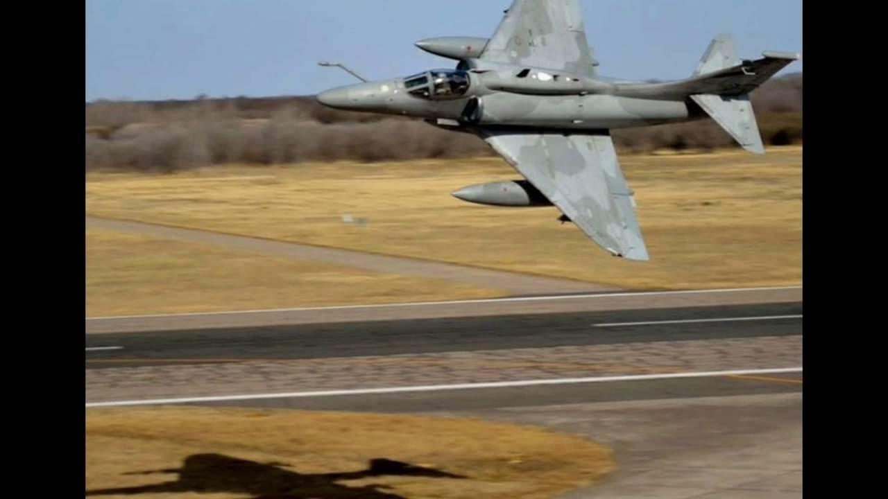 Aviones Argentinos A4 ...