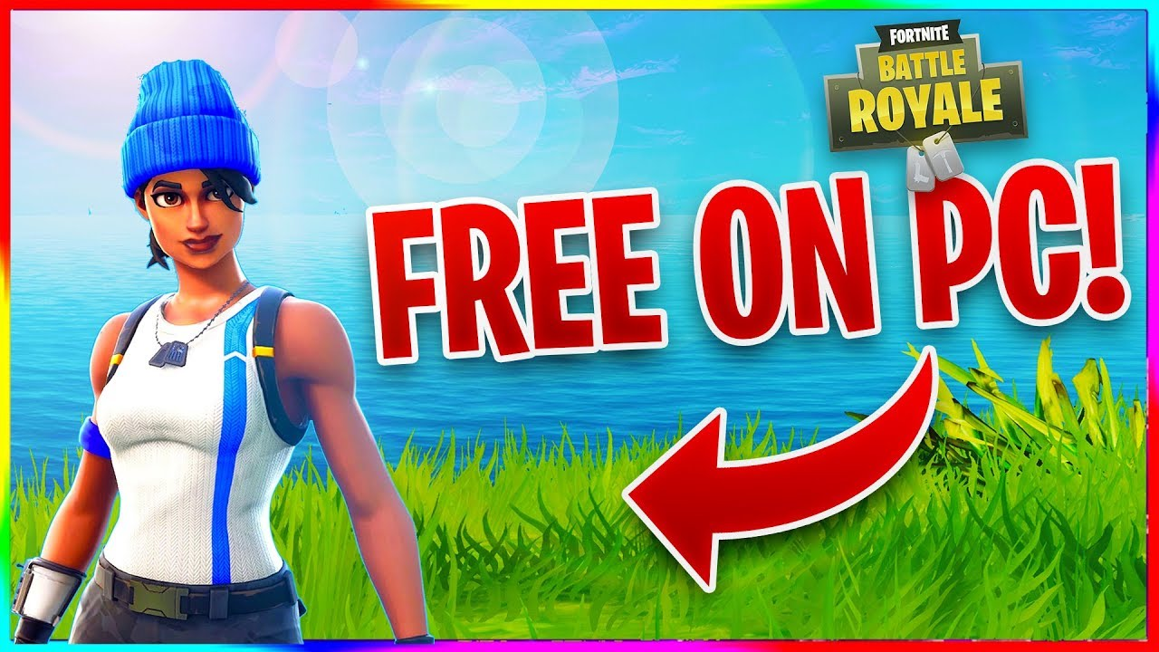 How To Get The Free Blue Team Leader Skin On Pc Fortnite Youtube