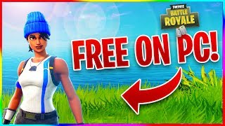 """HOW TO GET THE FREE """"Blue Team Leader"""" SKIN ON PC (Fortnite)"""