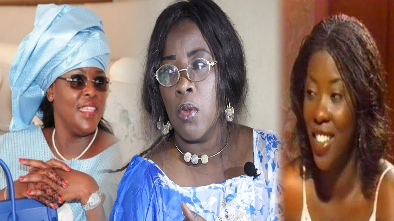 """Terribles confidences de Ndeye Khady""""AVC la amone,tagué naniouma niari yon,Marieme Faye Sall moma wo"""