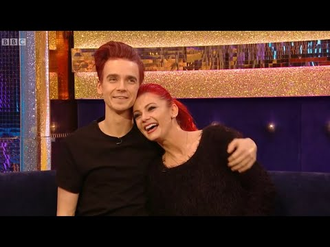 Joe Sugg & Dianne Buswell Strictly Come Dancing It Takes Two FINAL!