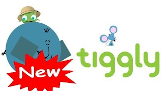 Tiggly Safari: Preschool Shapes & Animals Learning Gameplay For Kids and Babies By Tiggly - Kids Ga