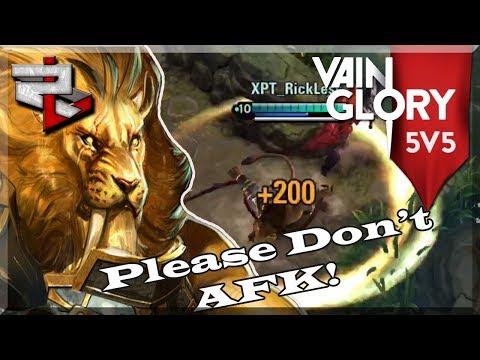 3.3 Vainglory 5v5 Ranked: WP Jungle Glaive: I NEED ELO!!