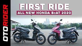 All New Honda BeAT 2020 First Ride – Indonesia | OtoRider