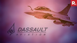 Dassault Issues Statement On Reliance Deal | Rafale Controversy