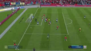 EFA Chile vs EFA Italia Mundial u21