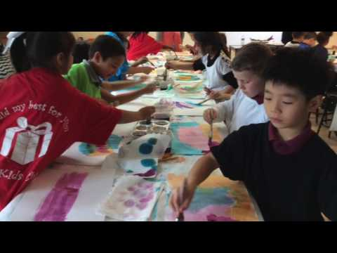 River Islands Technology Academy - Art Docent Video