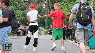 Video Justin Bieber and His Fiancé Hailey Baldwin on a Romantic Stroll Through NY Trying to Blend In download MP3, 3GP, MP4, WEBM, AVI, FLV Agustus 2018