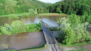 Hochwasser Bezirk Leibnitz 15.05.2018