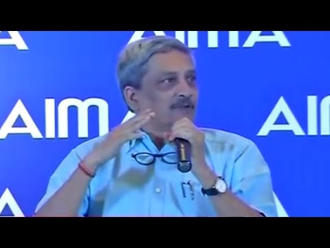 Those Behind Uri Attacks Will Not Go Unpunished Says Manohar Parrikar