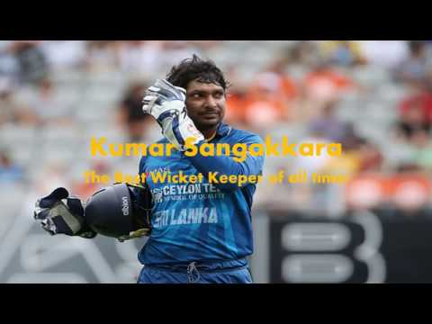 This is why Sangakkara is considered as the best wicket-keeper of all time!