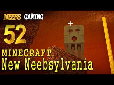 MINECRAFT: Nether Grinding - New Neebsylvania 52