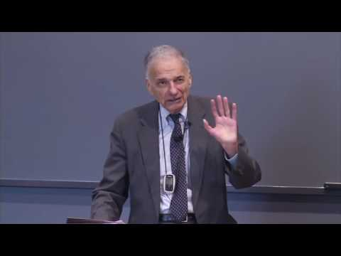 Leveraging the Law for Justice: Ralph Nader at the Harvard Law Forum