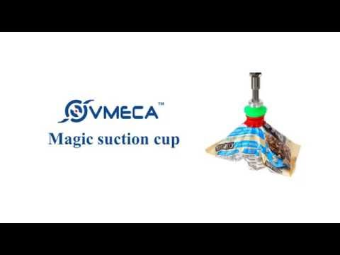 VMECA Magic Suction Cup Test with Various Sealing Lips