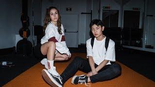 LEARNING BTS IDOL DANCE w/ Melinna Mills
