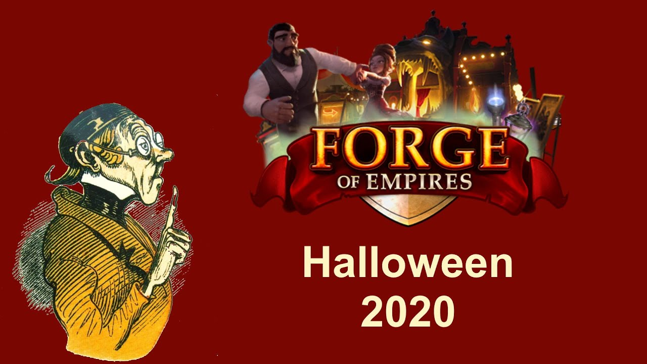 2020 Halloween Forge Of Empires FOEhints: Halloween Event 2020 in Forge of Empires   YouTube