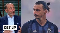 Zlatan Ibrahimovic even speaks to me in the third person - MLS Commissioner Don Garber | Get Up