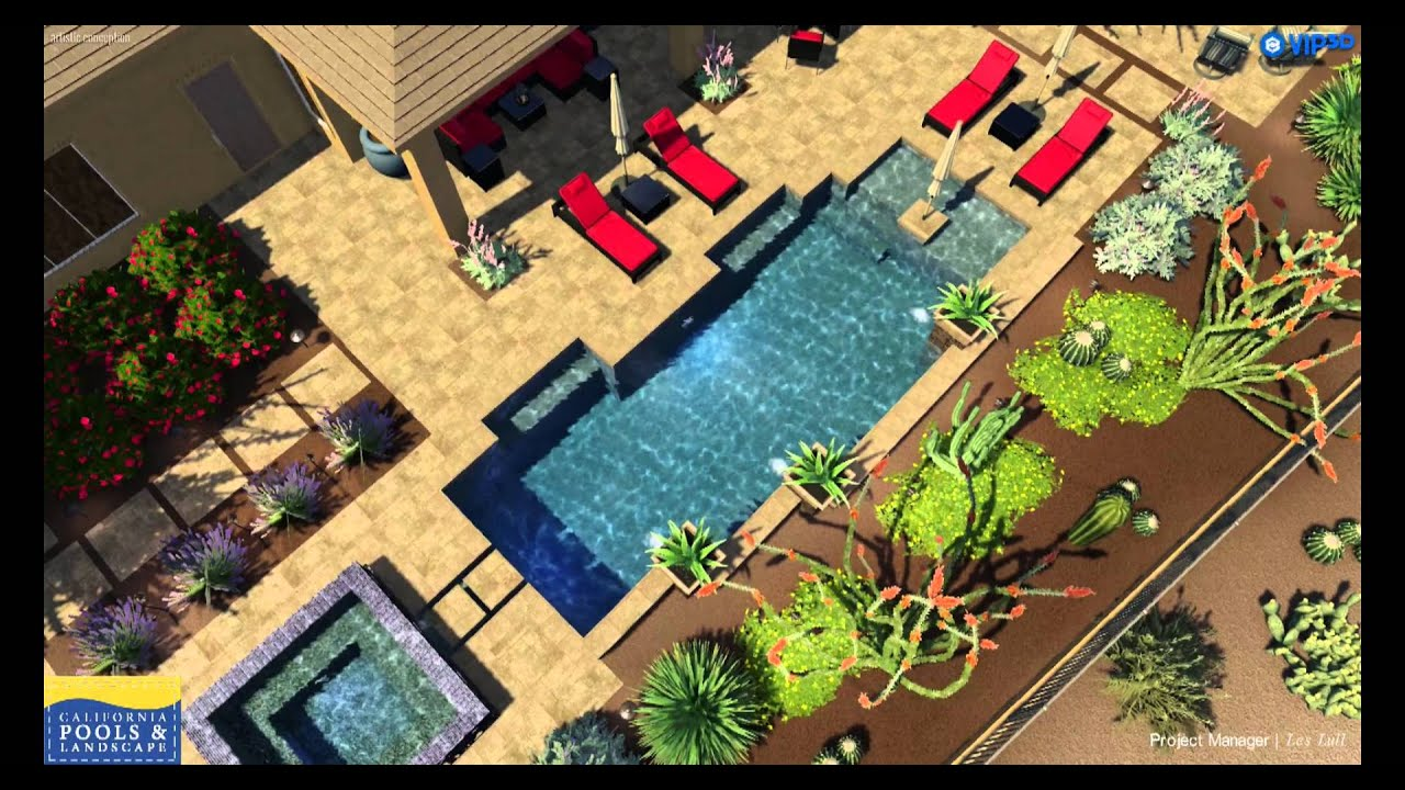 California Pools & Landscape | World-Class Pool Design - California Pools & Landscape World-Class Pool Design - YouTube