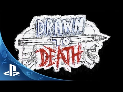 Drawn to Death - PlayStation Experience Trailer | PS4