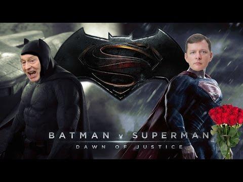 Бэтмен против Супермена (Жириновский Vs. Ляшко) - смотреть онлайн (трейлер на русском 2016)