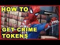 Spider-Man PS4: How to Get Crime Tokens