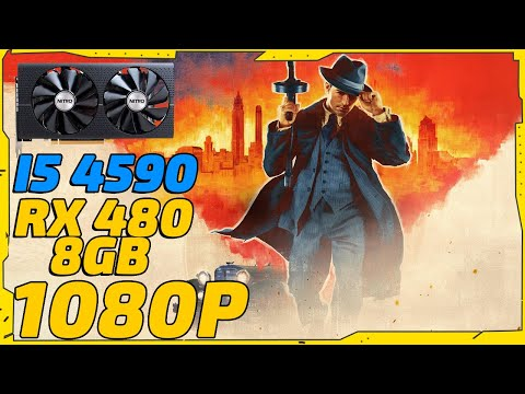 Mafia Definitive Edition - RX 480 8GB - i5 4590 - 8GB Ram - High 1080p |