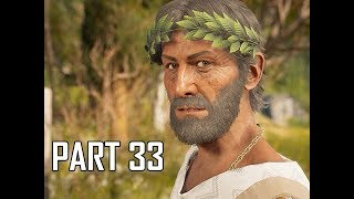 ASSASSIN'S CREED ODYSSEY Walkthrough Part 33 - (Let's Play Commentary)